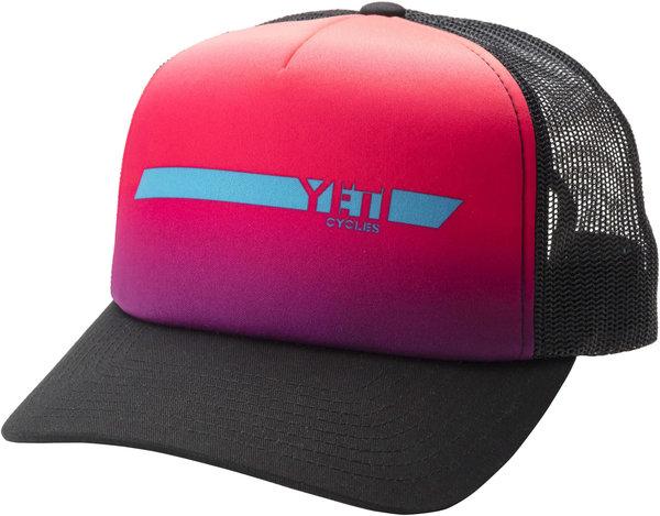 Yeti Cycles Women's Yeti Dart Foam Trucker Hat