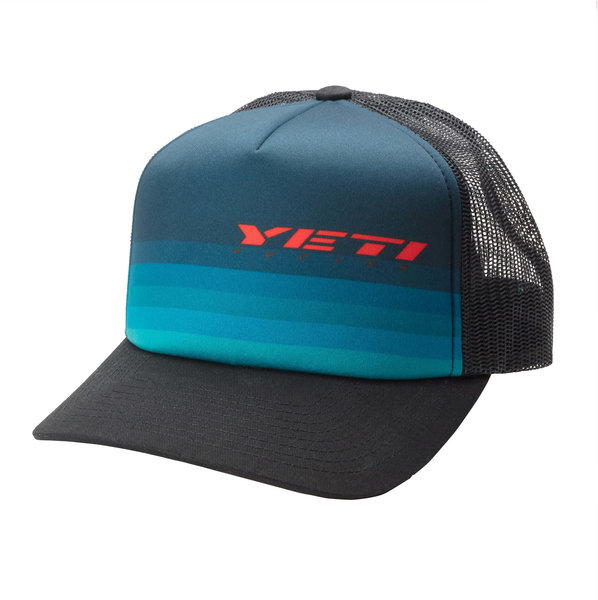 Yeti Cycles Yeti Ombre Foam Trucker Hat Color: Storm