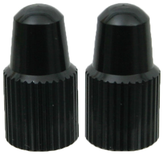Yokozuna Alloy Presta Valve Cap Color: Black