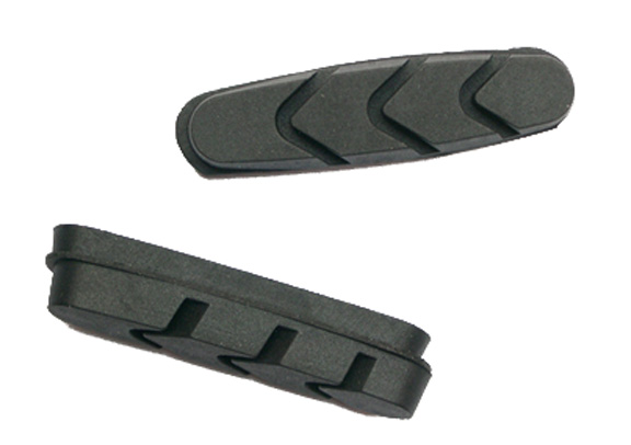 Yokozuna Brake Pad Inserts Color | Model: Black | Gen-X Road