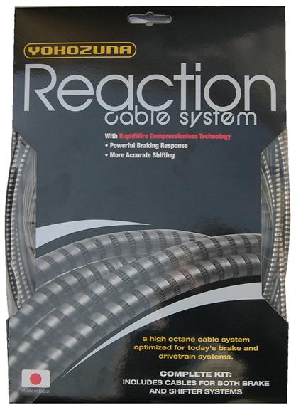 Yokozuna Reaction Cable & Casing Set