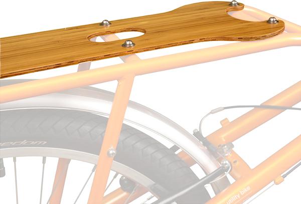 Yuba Mundo V4 Bamboo Utility Deck