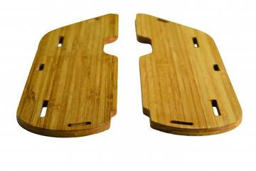 Yuba Boda Bamboo Running Boards
