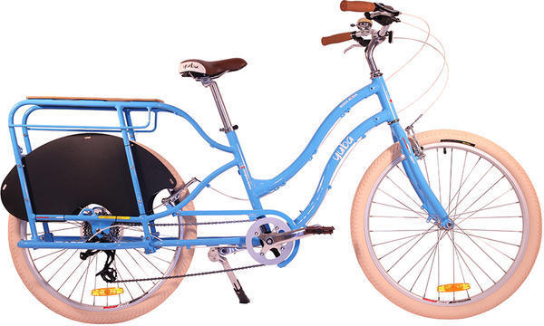 Yuba Boda Boda V2 People for Bikes Color | Model: People For Bikes Blue - Special Edition | Step Thru