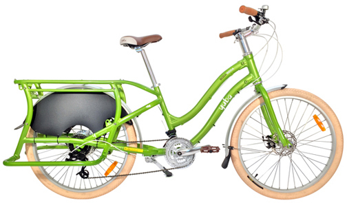 Yuba Boda Boda V3 Color | Model: Green | Step-Through