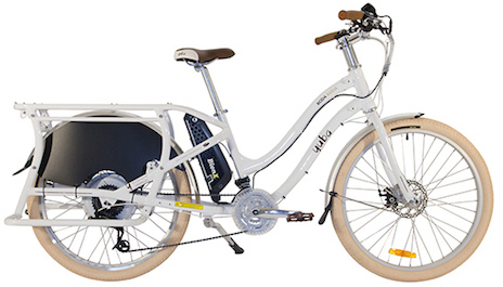 Yuba elBoda Boda V3 Color: White