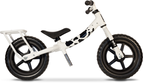 Yuba Flip Flop Balance Bike Color: Cow Print