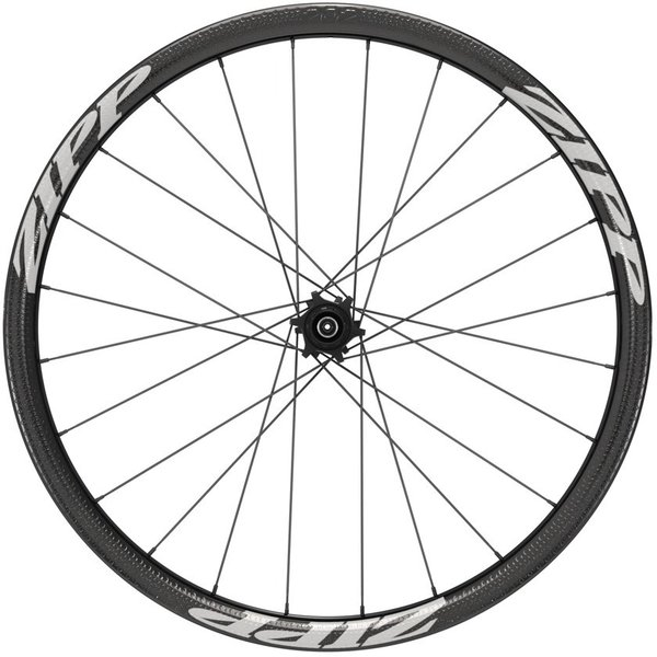 Zipp 202 Firecrest Carbon Clincher Tubeless 177D Disc-Brake Rear Wheel
