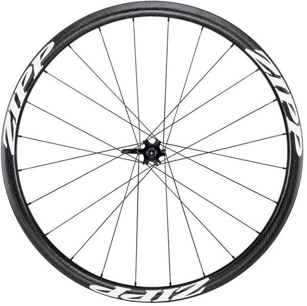Zipp 202 Firecrest Tubular Disc-Brake Front Wheel Color: White