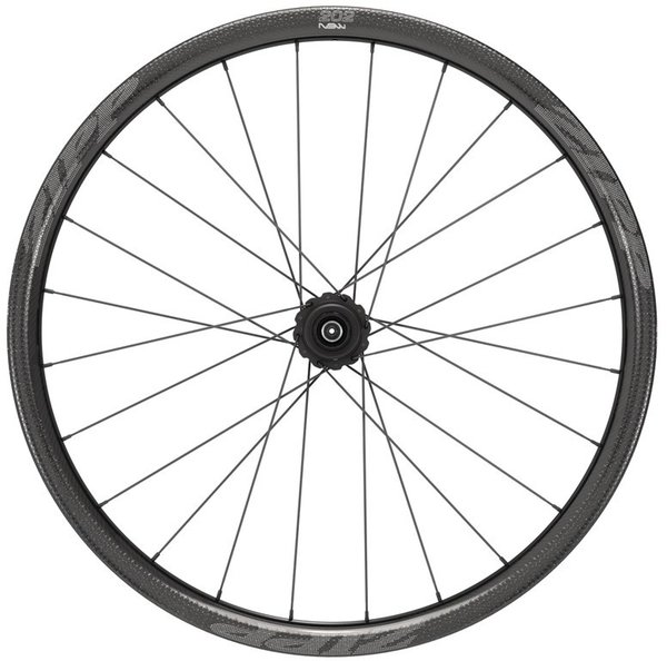 Zipp 202 NSW Carbon Clincher Tubeless Cognition Disc-Brake Rear Wheel Color: Impress