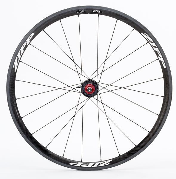 Zipp 202 Rear Wheel (Tubular)