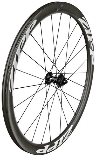 Zipp 302 Carbon Clincher Disc Brake 700c Front Color: Black w/White Decals