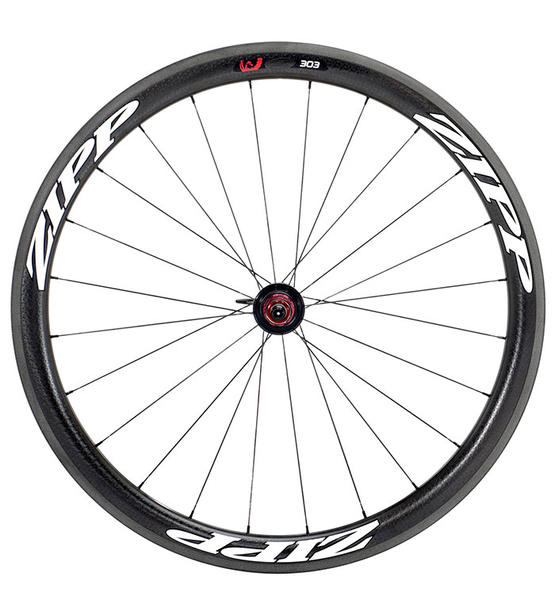 Zipp 303 Firecrest Carbon Rear Wheel (Clincher) Color: Matte White