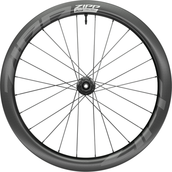 Zipp 303 Firecrest Carbon Tubeless Disc Brake 650B Rear Color: Black