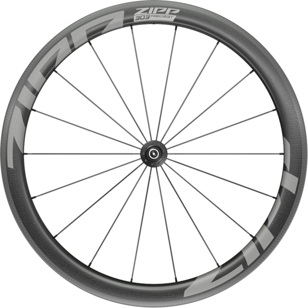 Zipp 303 Firecrest Tubeless Rim Brake Front Color: Black