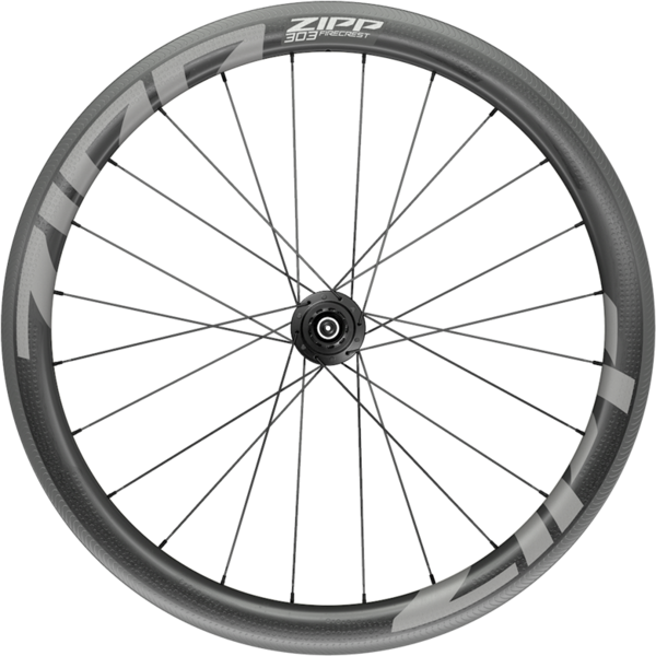 Zipp 303 Firecrest Tubular Rim Brake Rear Color: Black