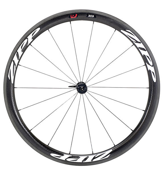 Zipp 303 Firecrest Front Wheel (Tubular) Color: Matte White