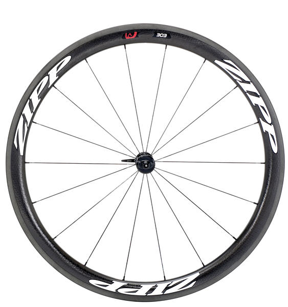 Zipp 303 Firecrest Front Wheel Disc Brake (Tubular) Color: Matte White