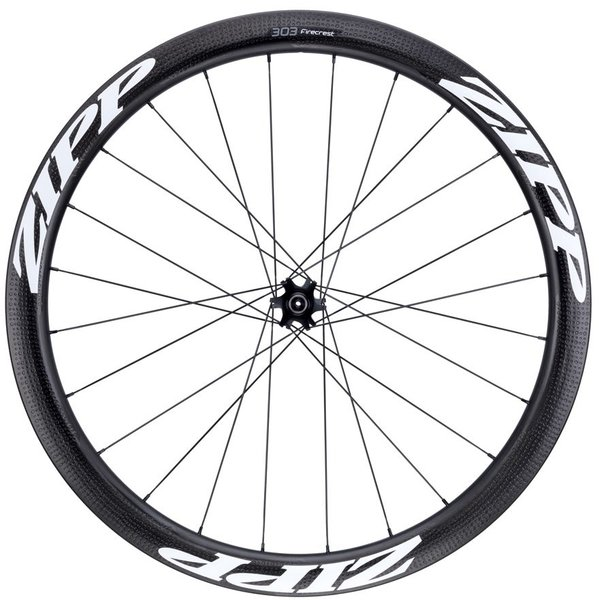 Zipp 303 Firecrest Tubular Disc-Brake Front Wheel Color: White