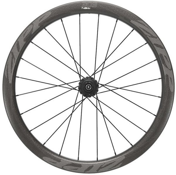 Zipp 303 NSW Carbon Clincher Tubeless Disc-Brake Rear Wheel Color: Impress