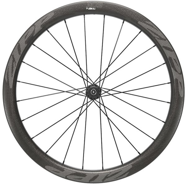 Zipp 303 NSW Carbon Clincher Tubeless Disc-Brake Front Wheel Color: White