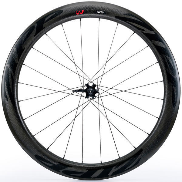 Zipp 404 Firecrest Carbon Clincher Disc Brake Wheel Image differs from actual product