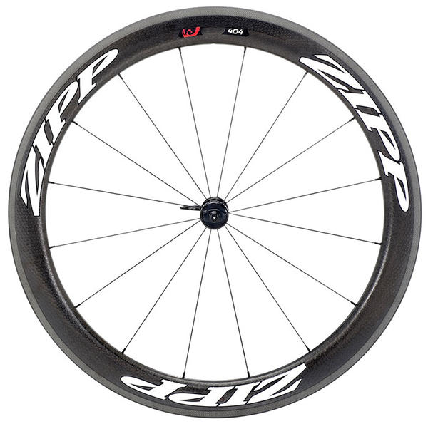 Zipp 404 Firecrest Carbon Front Wheel (Clincher) Color: Matte White