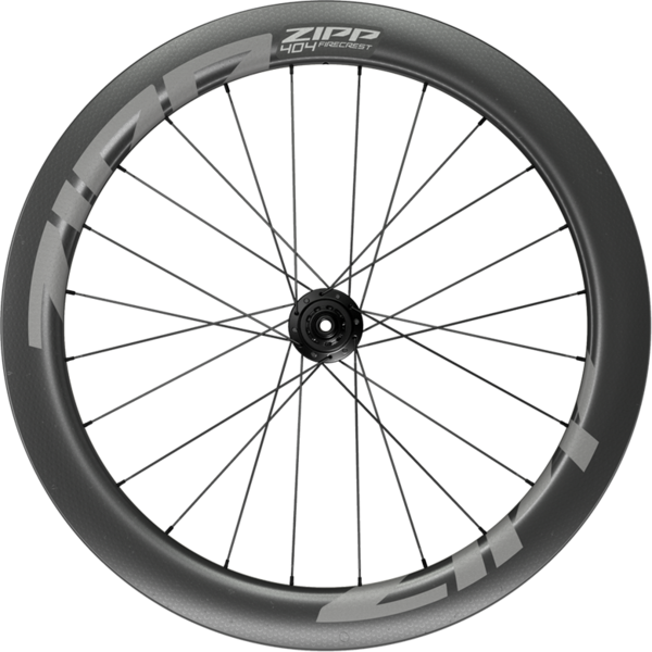 Zipp 404 Firecrest Carbon Tubeless Disc Brake Rear Color: Black