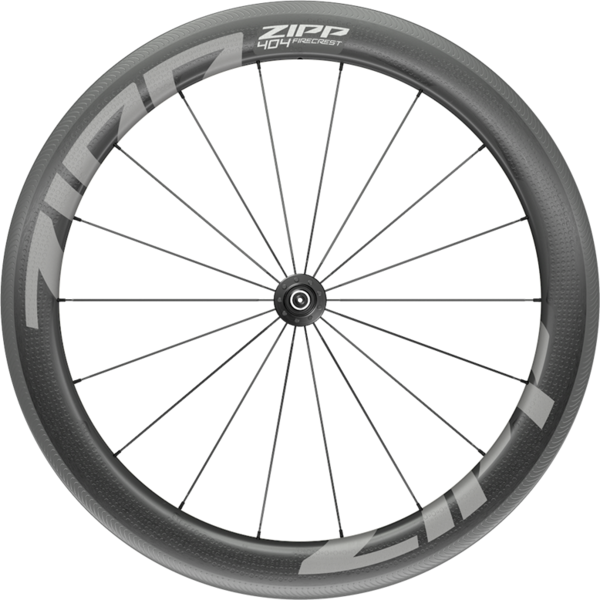Zipp 404 Firecrest Carbon Tubeless Rim Brake Front Color: Black