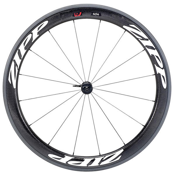 Zipp 404 Firecrest Front Wheel (Tubular) Color: Classic White