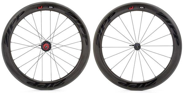 Zipp 404 Firecrest Rear Wheel (650c, Clincher)