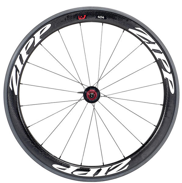 Zipp 404 Firecrest Rear Wheel (Tubular) Color: Matte White