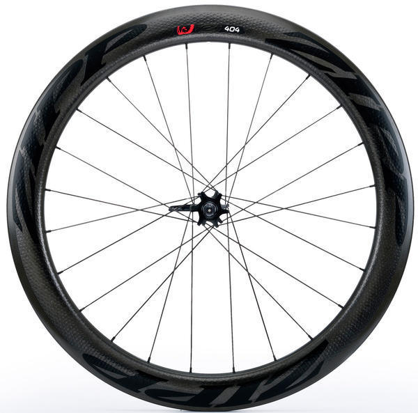 Zipp 404 Firecrest Tubular Disc Brake Wheel Image differs from actual product