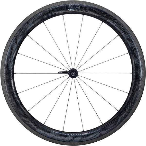 Zipp 404 NSW Carbon Clincher Wheel Model: Front
