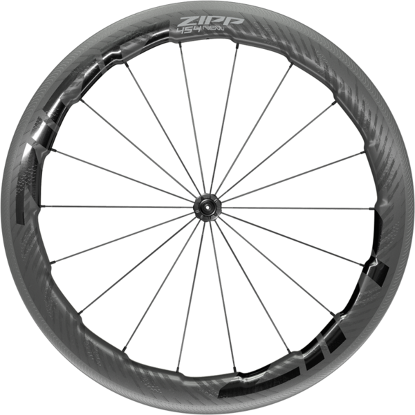 Zipp 454 NSW Carbon Tubeless Rim Brake Front Color: Black