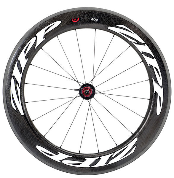 Zipp 808 Firecrest Carbon Rear Wheel (Clincher)