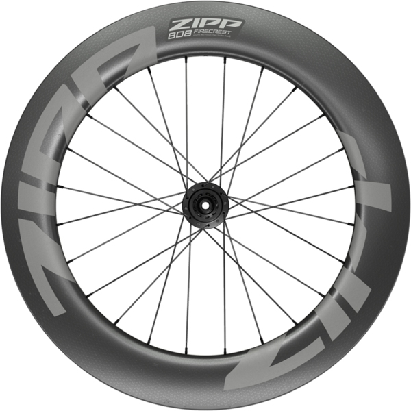 Zipp 808 Firecrest Carbon Tubeless Disc Brake Rear Color: Black