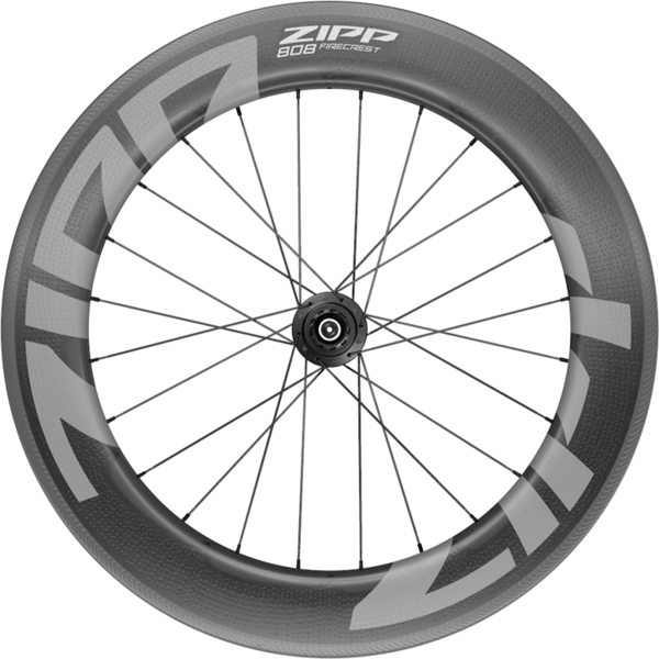 Zipp 808 Firecrest Carbon Tubeless Rim Brake Rear