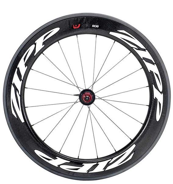 Zipp 808 Firecrest Rear Wheel (Tubular)
