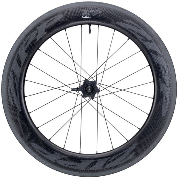Zipp 808 NSW Carbon Clincher Tubeless Rim-Brake Rear Wheel