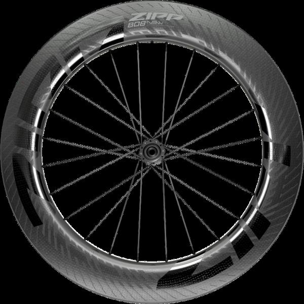 Zipp 808 NSW Carbon Tubeless Disc Brake Front