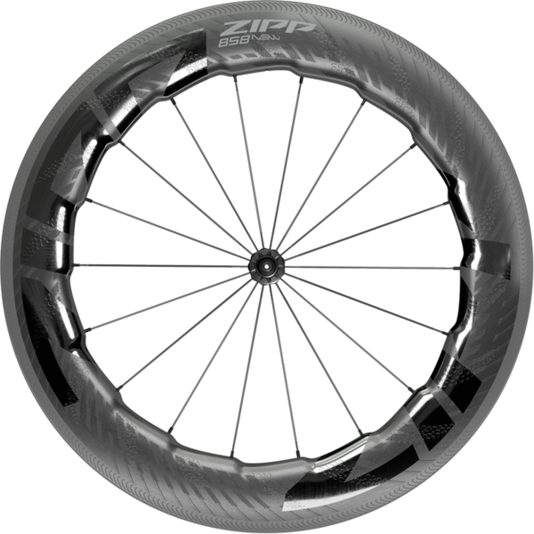 Zipp 858 NSW Carbon Tubeless Rim Brake Front