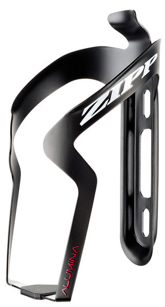 Zipp Alumina Bottle Cage Color: Anodized Blast Black