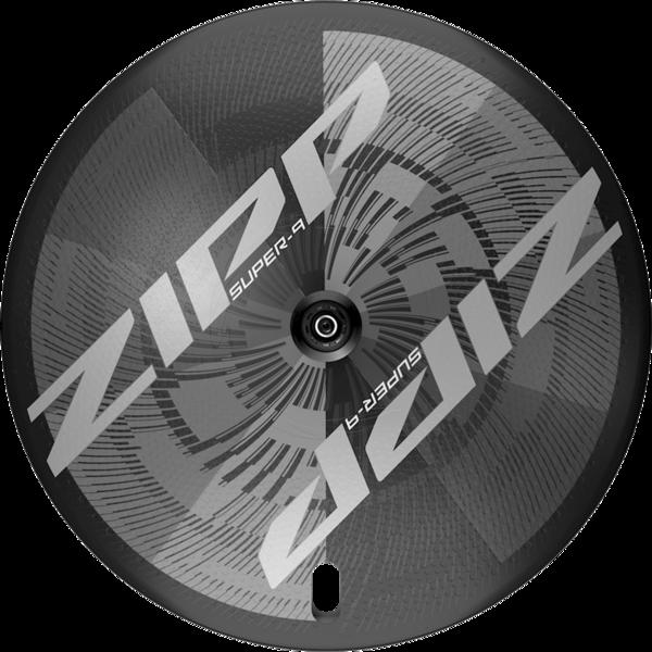 Zipp Super-9 Carbon Disc Tubular Disc Brake Rear