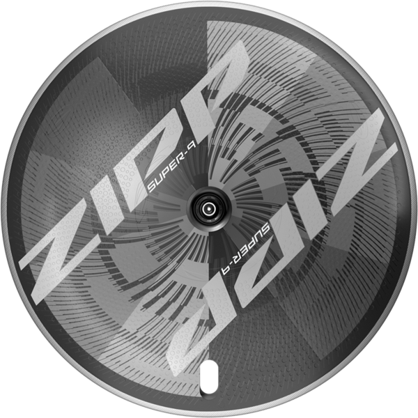 Zipp Super-9 Carbon Disc Tubular Rim Brake Rear