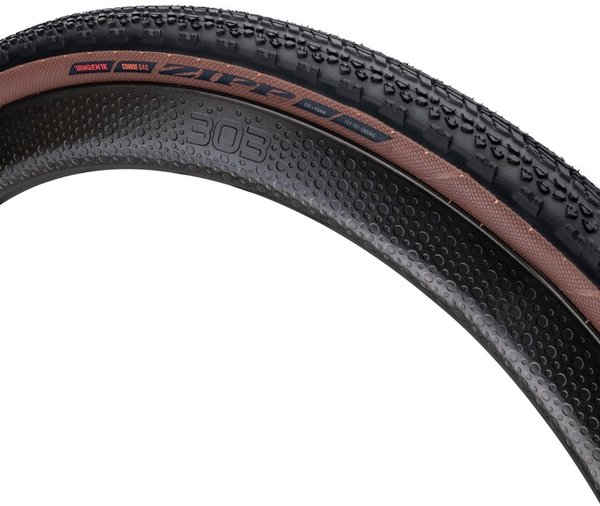 Zipp Tangente Course G40 700c Tire Color: Tan