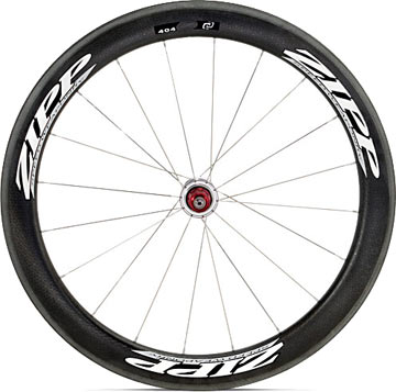 Zipp 404 Rear Wheel (Carbon Clincher)