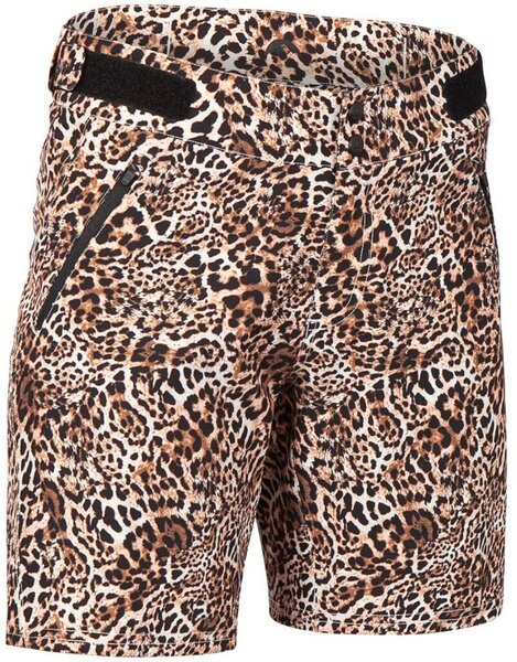Zoic Navaeh Print Shorts + Essential Liner Color: Animal