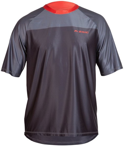 Zoic Sessions Jersey Color: Black