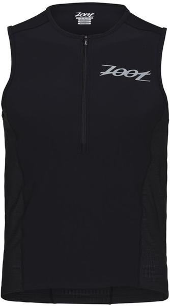 Zoot Active Tri Mesh Tank Color: Black